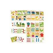 Theme Count Card Game