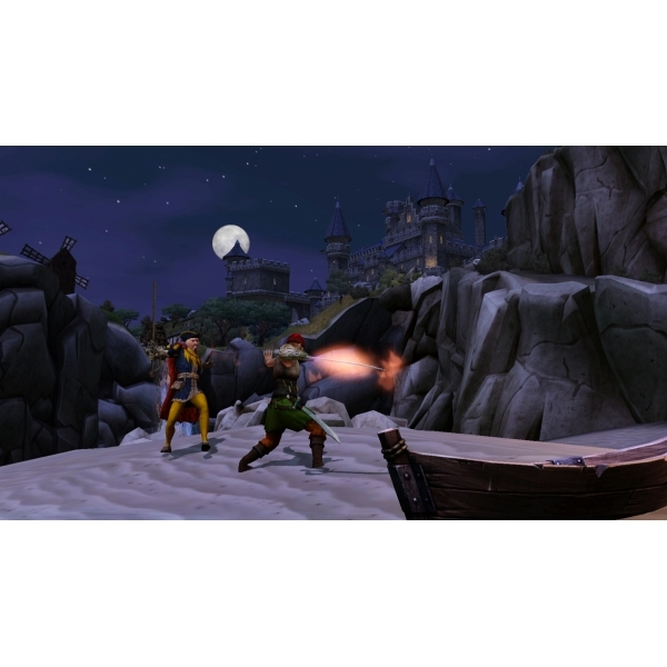The Sims Medieval Pirates and Nobles Game PC - Image 3
