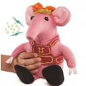 Clangers - Squeeze 'n' Whistle Tiny Plush
