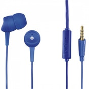Hama Basic In-Ear Headset, blue