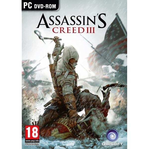 Assassin's Creed III 3 PC Game