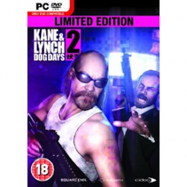 Kane & and Lynch 2 Dog Days Limited Edition Game PC