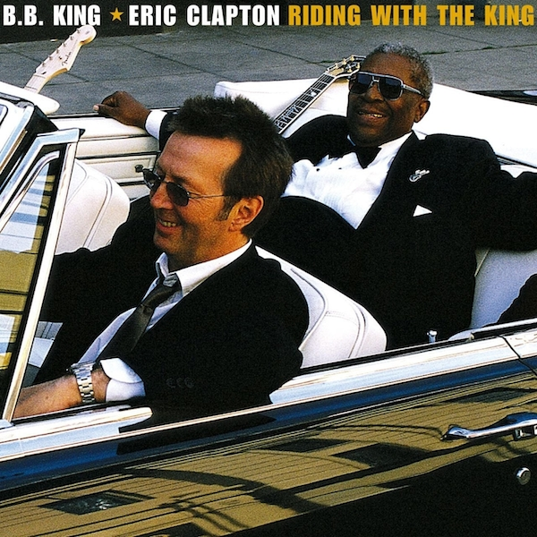 B.B. King & Eric Clapton ‎– Riding With The King Vinyl