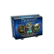 Descent 2nd Edition Guardians of Deephall-Hero and Monster Collection