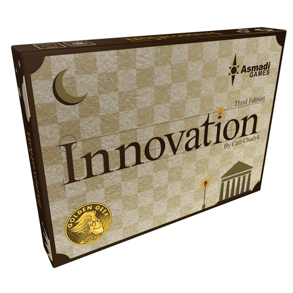 Innovation: Third Edition Card Game