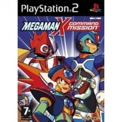 Megaman X Command Mission Game PS2