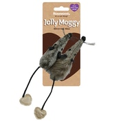Rosewood Jolly Moggy Silvervine Mice 2 Pack