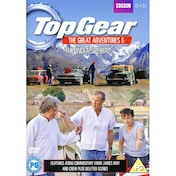 Top Gear - The Great Adventures Vol.5 - The India Special DVD