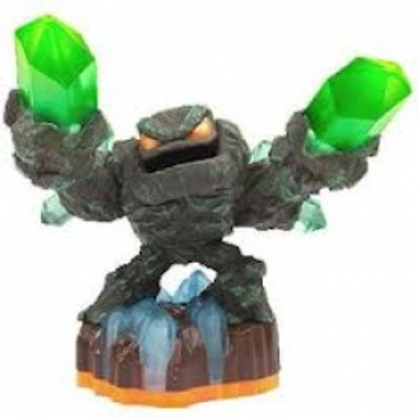 Lightcore Prism Break (Skylanders Giants) Earth Character Figure - Image 1