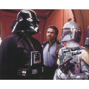 Star Wars Personally Signed 10X8 - Boba Fett - Jeremy Bullock
