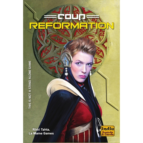 Coup Reformation Expansion 2nd edition