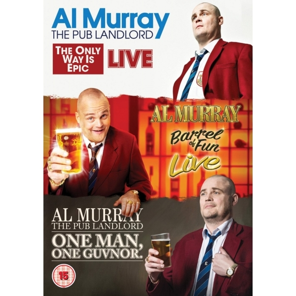 Al Murray Collection DVD