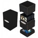 Ultra Pro Black Satin Tower Deck Box - Image 2
