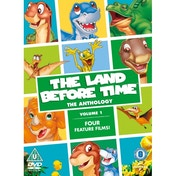 The Land Before Time: The Anthology Volume 1 1-4 DVD