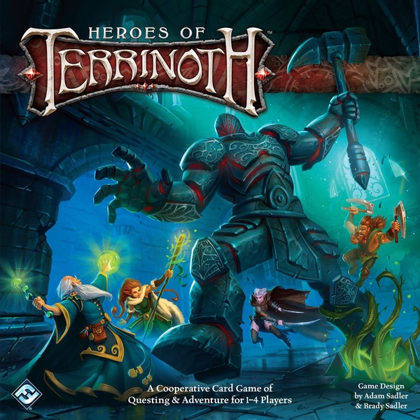 Heroes of Terrinoth The Adventure Card Game - Image 1