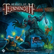 Heroes of Terrinoth The Adventure Card Game