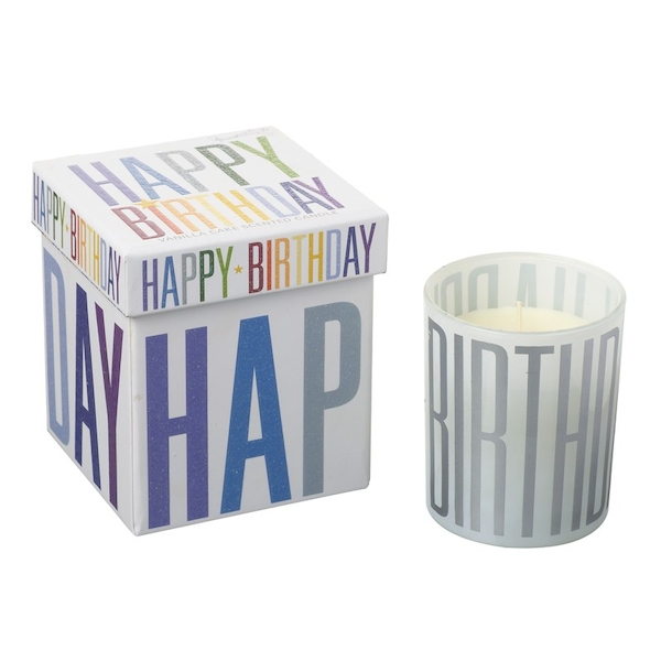 Happy Birthday Candle In Musical Box By Heaven Sends