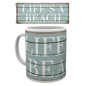 Tropical - Life's a Beach Mug
