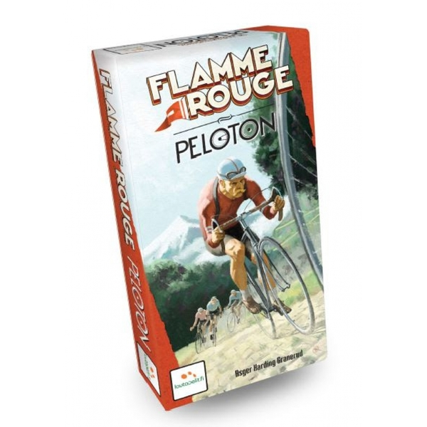 Flamme Rouge: Peloton Board Game - Image 1