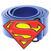 Superman Buckle Belt Small / Medium