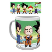 Dragon Ball Z - Chibi Mug