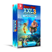 Asterix & Obelix XXL 3 The Crystal Menhir Nintendo Switch Game