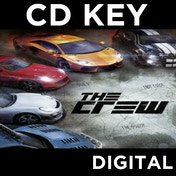 The Crew PC CD Key Download for uPlay