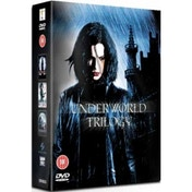 Underworld Trilogy 1-3 DVD
