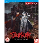 Berserk - The Golden Age Arc Movie Collection Blu-ray