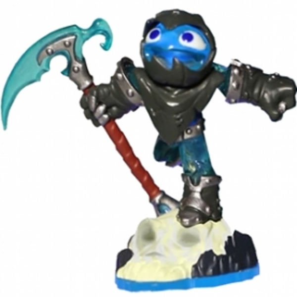 Lightcore Grim Creeper (Skylanders Swap Force) Undead Character Figure - Image 1