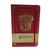 Gryffindor (Harry Potter) Hardcover Ruled Journal