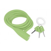 Knog Lock Cable 135cm Party Coil (Lime)