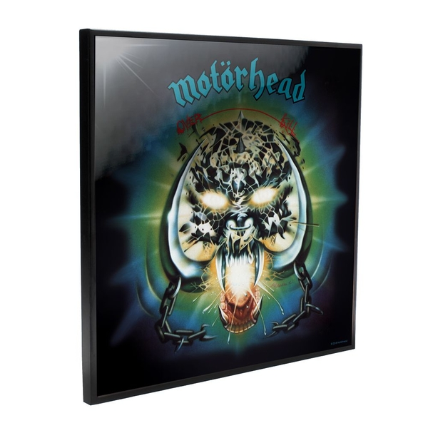 Overkill (Motorhead) Crystal Clear Picture