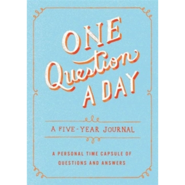 One Question a Day : A Five-Year Journal