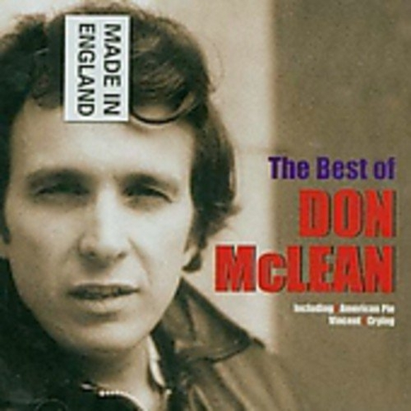 Don McLean - The Best Of CD