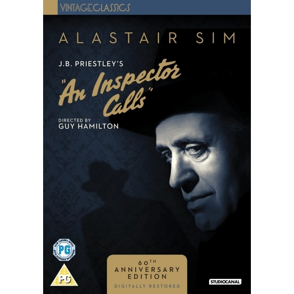 An Inspector Calls - 60th Anniversary Edition DVD