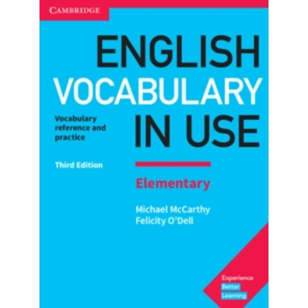 English Vocabulary in Use Elementary Book with Answers : Vocabulary Reference and Practice