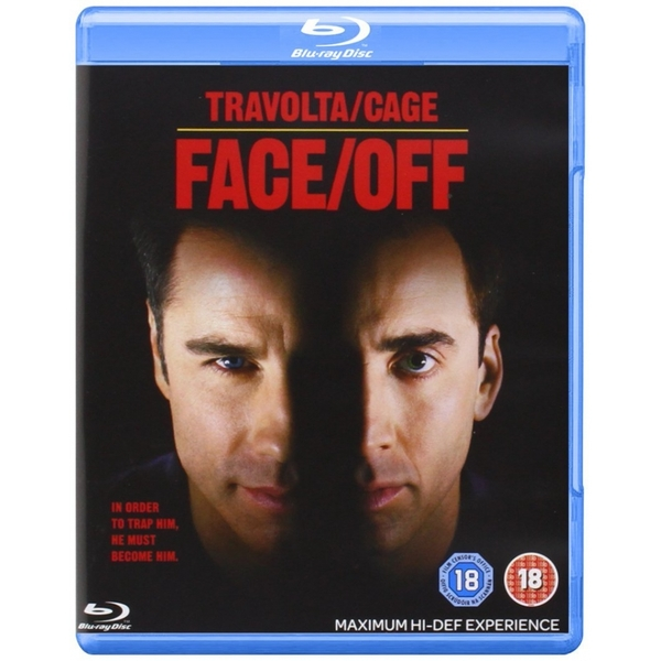 Face Off Blu-ray