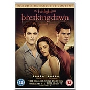 Twilight Saga Breaking Dawn Part 1 DVD