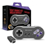 Ex-Display Scout Wireless Premium Controller for Mini Snes/Nes Used - Like New