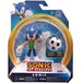Sonic With Soccer Ball (Sonic The Hedgehog) 4 Inch Action Figure - Image 6