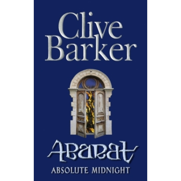 Absolute Midnight (Books of Abarat, Book 3) by Clive Barker (Paperback, 2012)