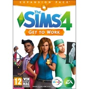The Sims 4 Get To Work (Expansion Pack 1) PC Game