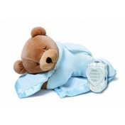 Prince Lionheart Slumber Bear Original  With Silkie Ice Blue