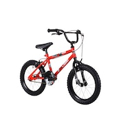 NDCent Flier BMX Boys 16 Inch Bike (Red and Black)