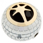 Hed Kandi Travel Speaker - Glitter Ball