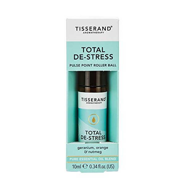 Tisserand Aromatherapy Total De-Stress Roller Ball 10ml