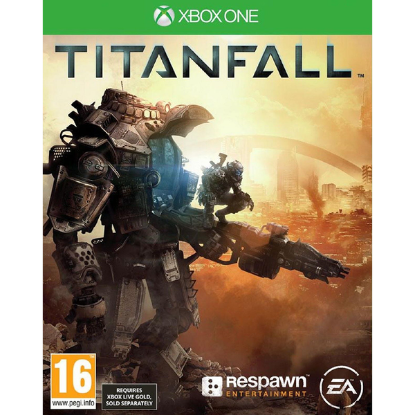 Titanfall Game Xbox One [Used]