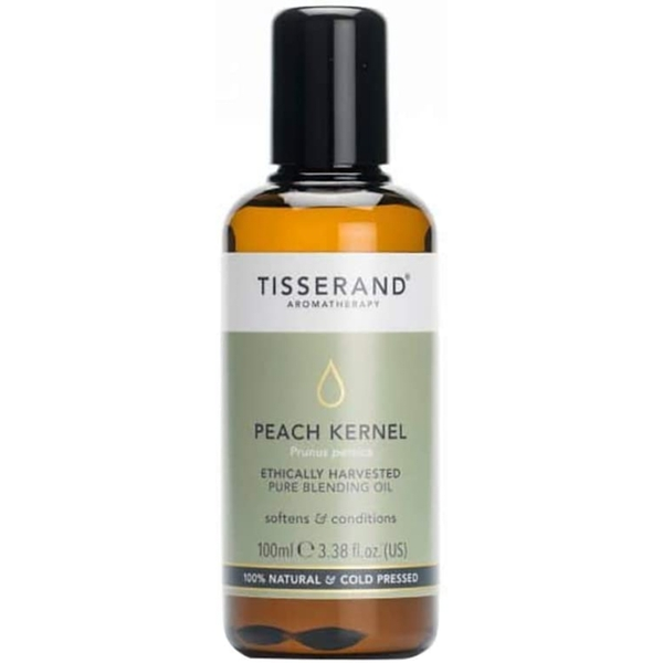 Tisserand Aromatherapy Peach Kernel Ethically Harvested Oil 100ml