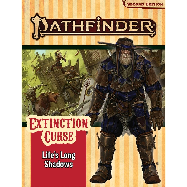 Pathfinder Adventure Path: Life's Long Shadows (Extinction Curse 3 of 6)